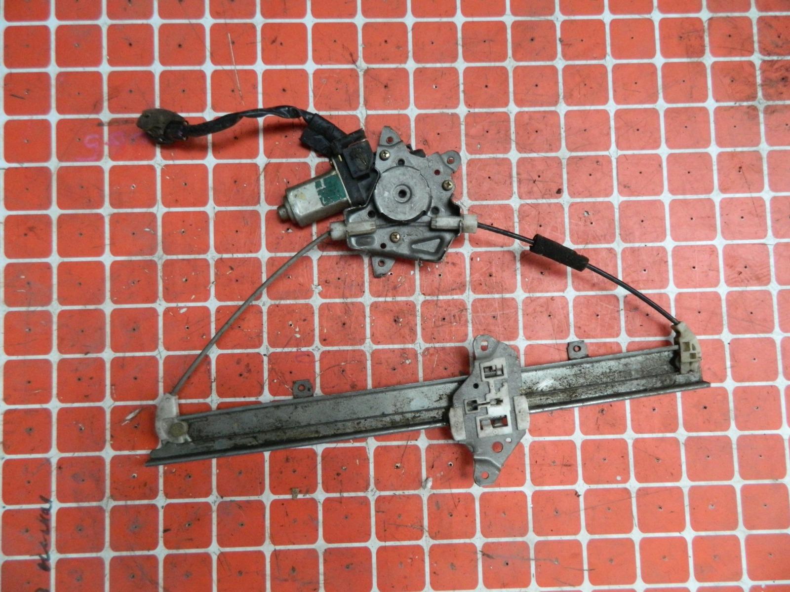 Механизм стекло-подъёмника. Nissan Cube Z11 передний правый (б/у)