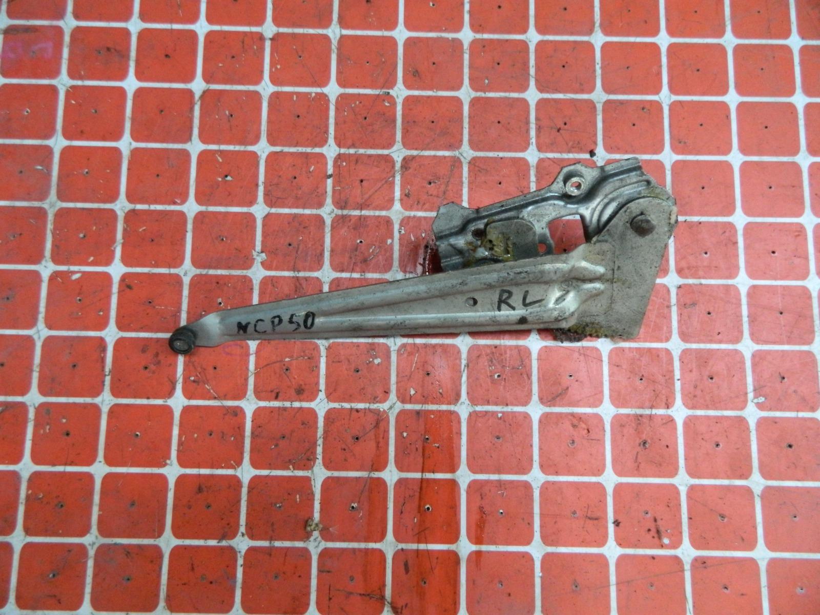 Механизм стекло-подъёмника. Toyota Probox NCP50 задний левый (б/у)