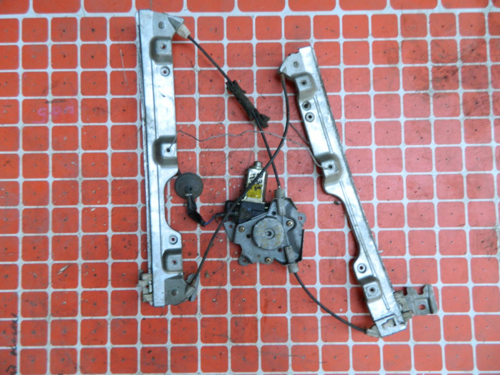 Механизм стекло-подъёмника. Nissan Teana J31 передний левый (б/у)