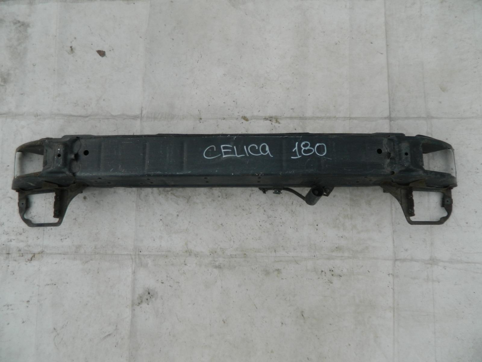 Усилитель бампера Toyota Celica ST180 передний (б/у)