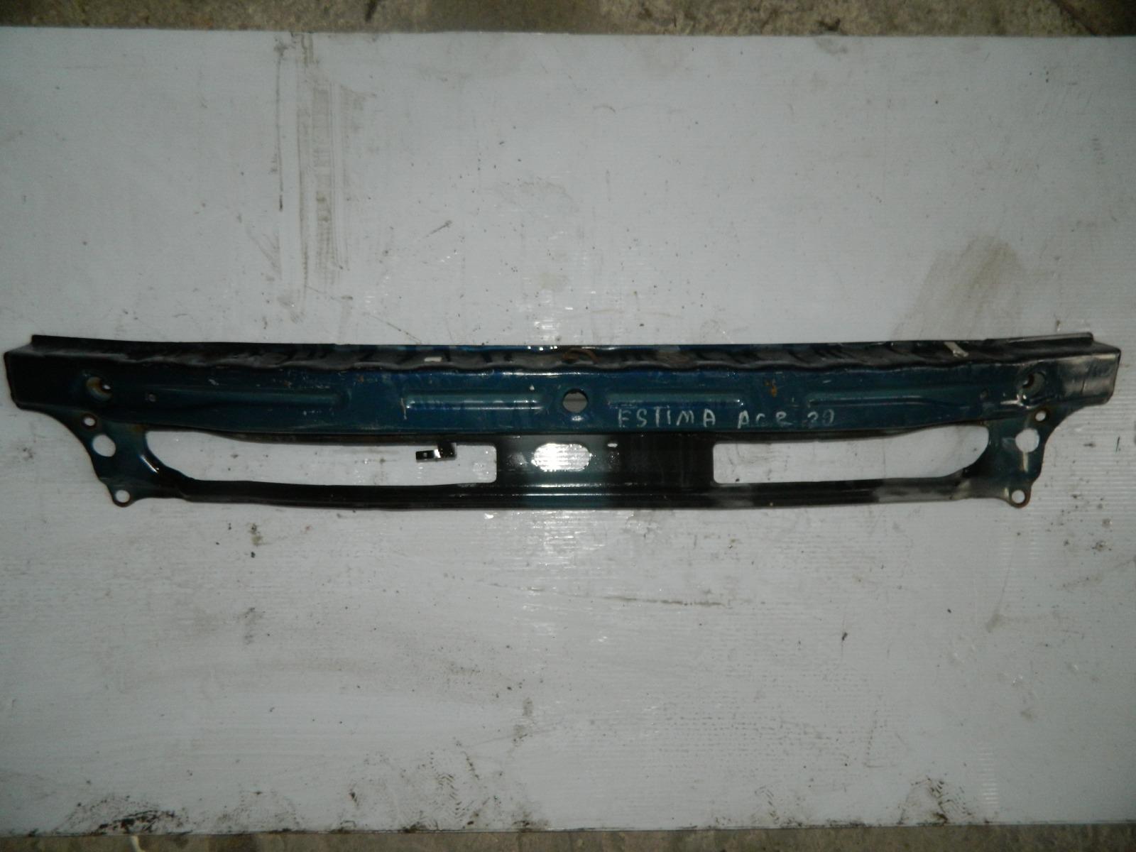 Усилитель бампера Toyota Estima ACR30 передний (б/у)