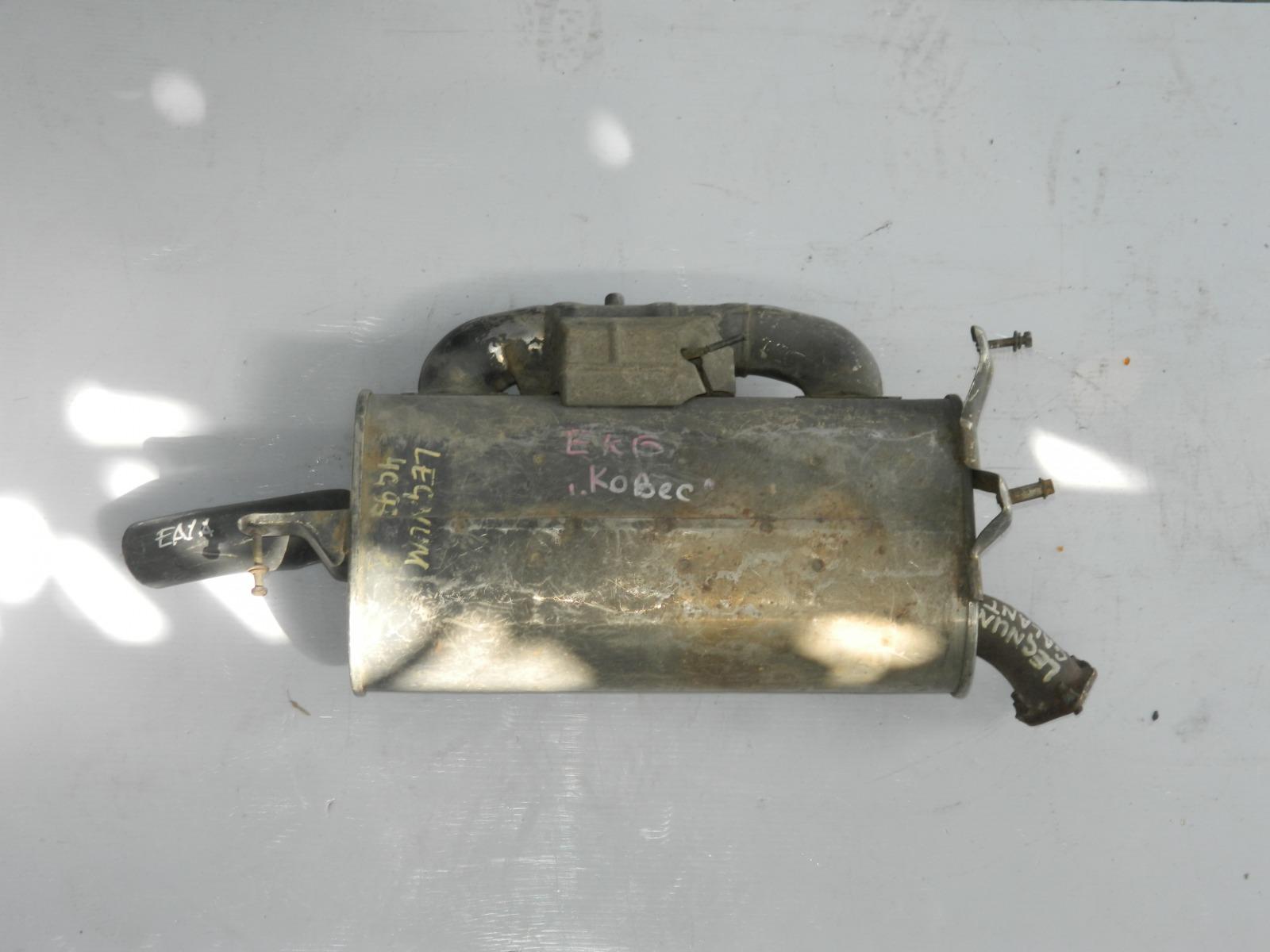 Глушитель Mitsubishi Galant EA1A (б/у)