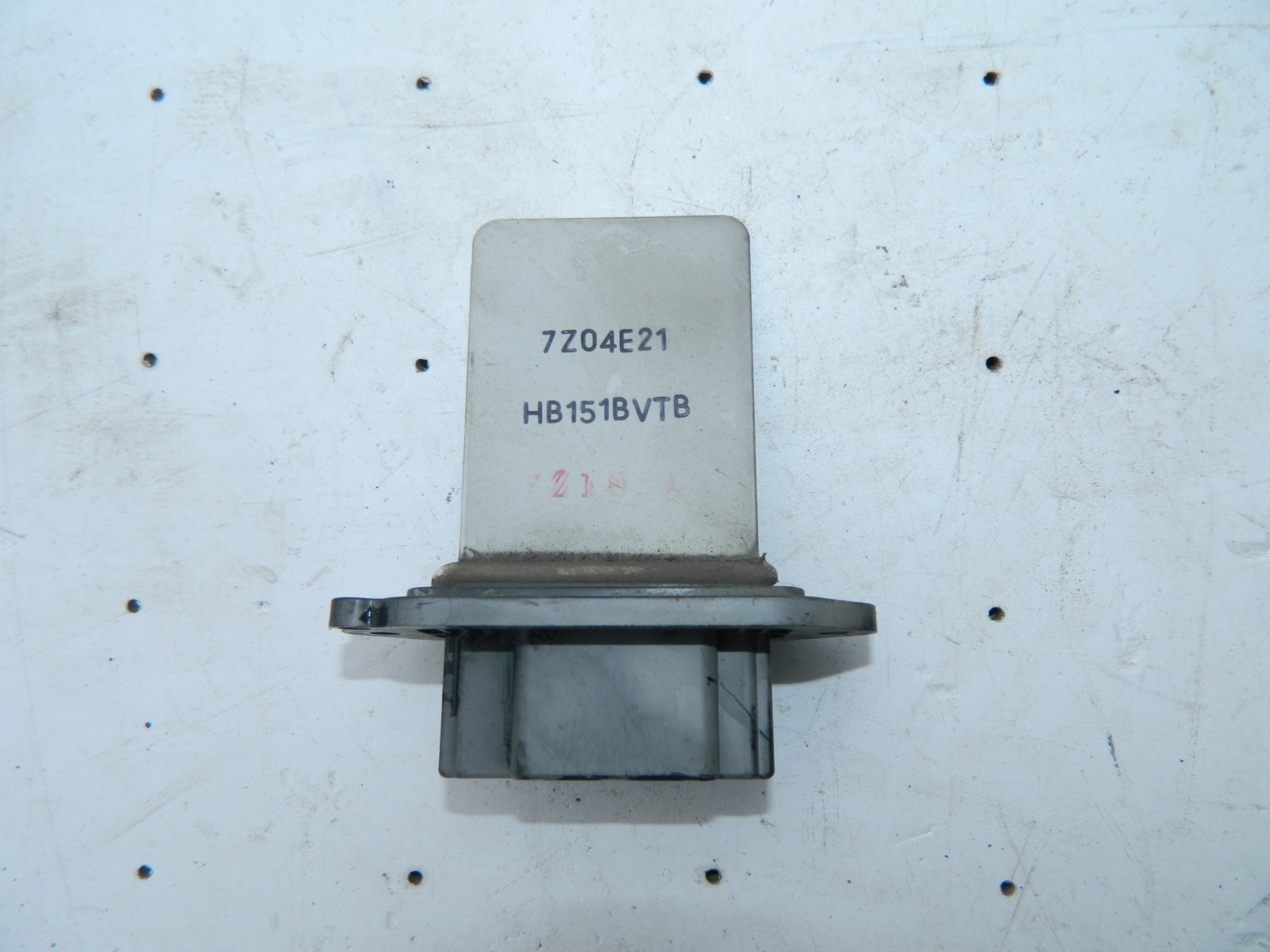 Резистор отопителя Mazda 3 BK (б/у)