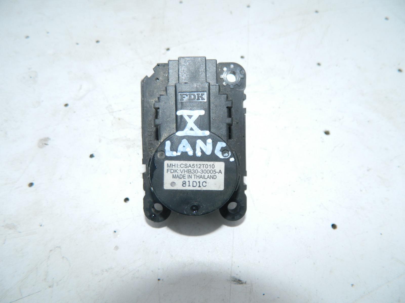 Сервопривод отопителя Mitsubishi Lancer X (б/у)