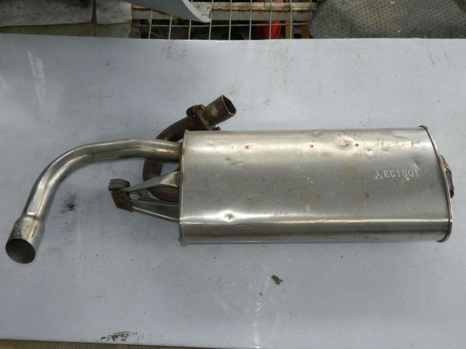 Глушитель Mitsubishi Asx GA2W (б/у)