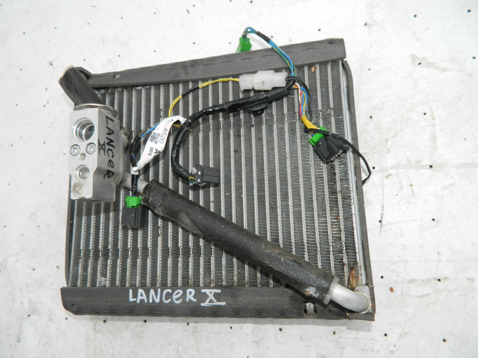 Испаритель кондиционера Mitsubishi Lancer X (б/у)