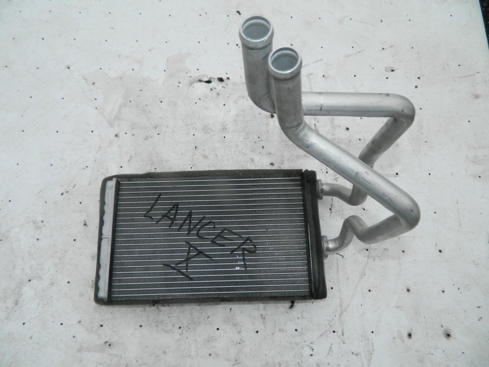 Радиатор печки Mitsubishi Lancer X (б/у)