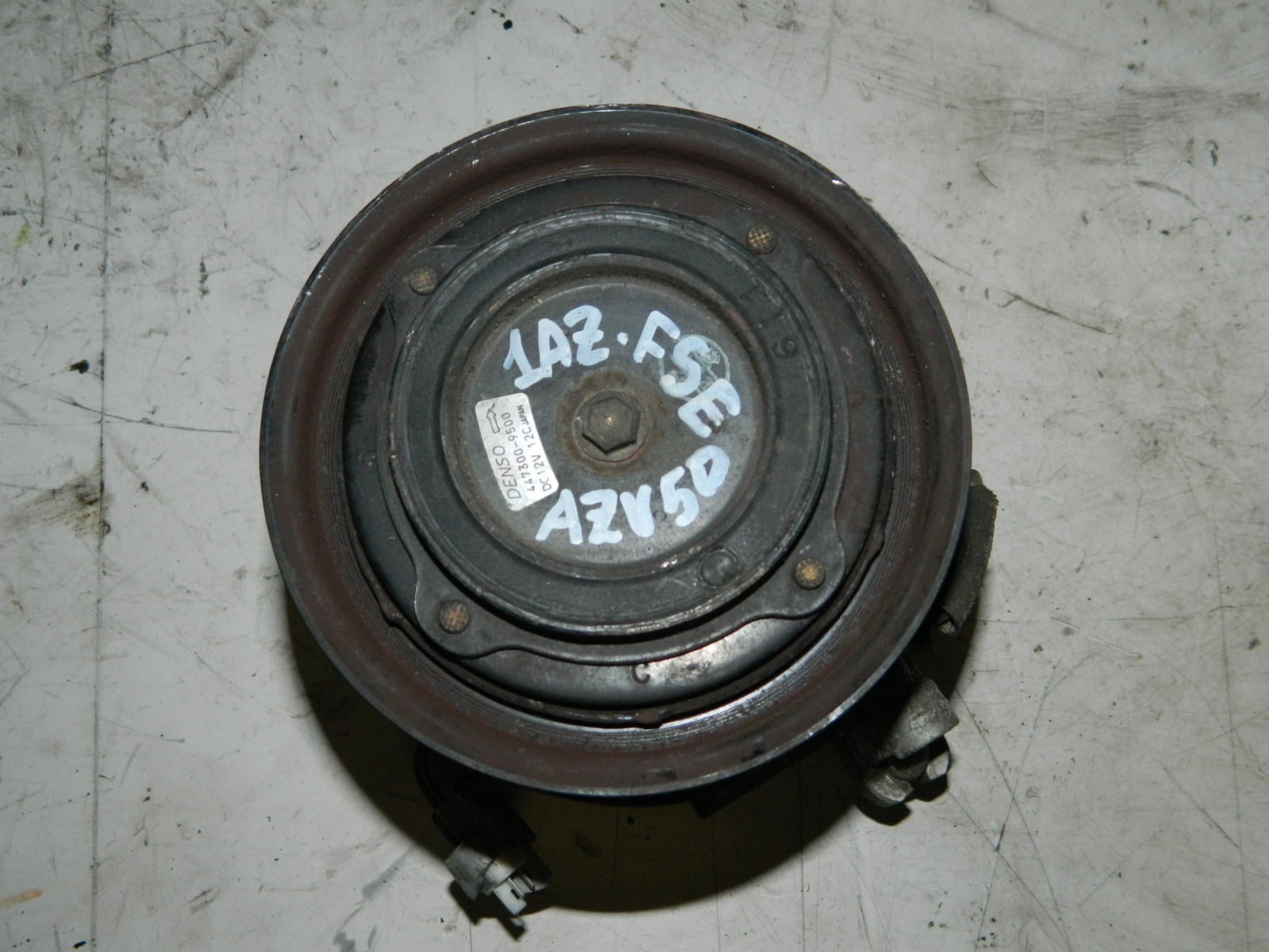 Компрессор кондиционера Toyota Vista AZV50 1AZ-FSE (б/у)