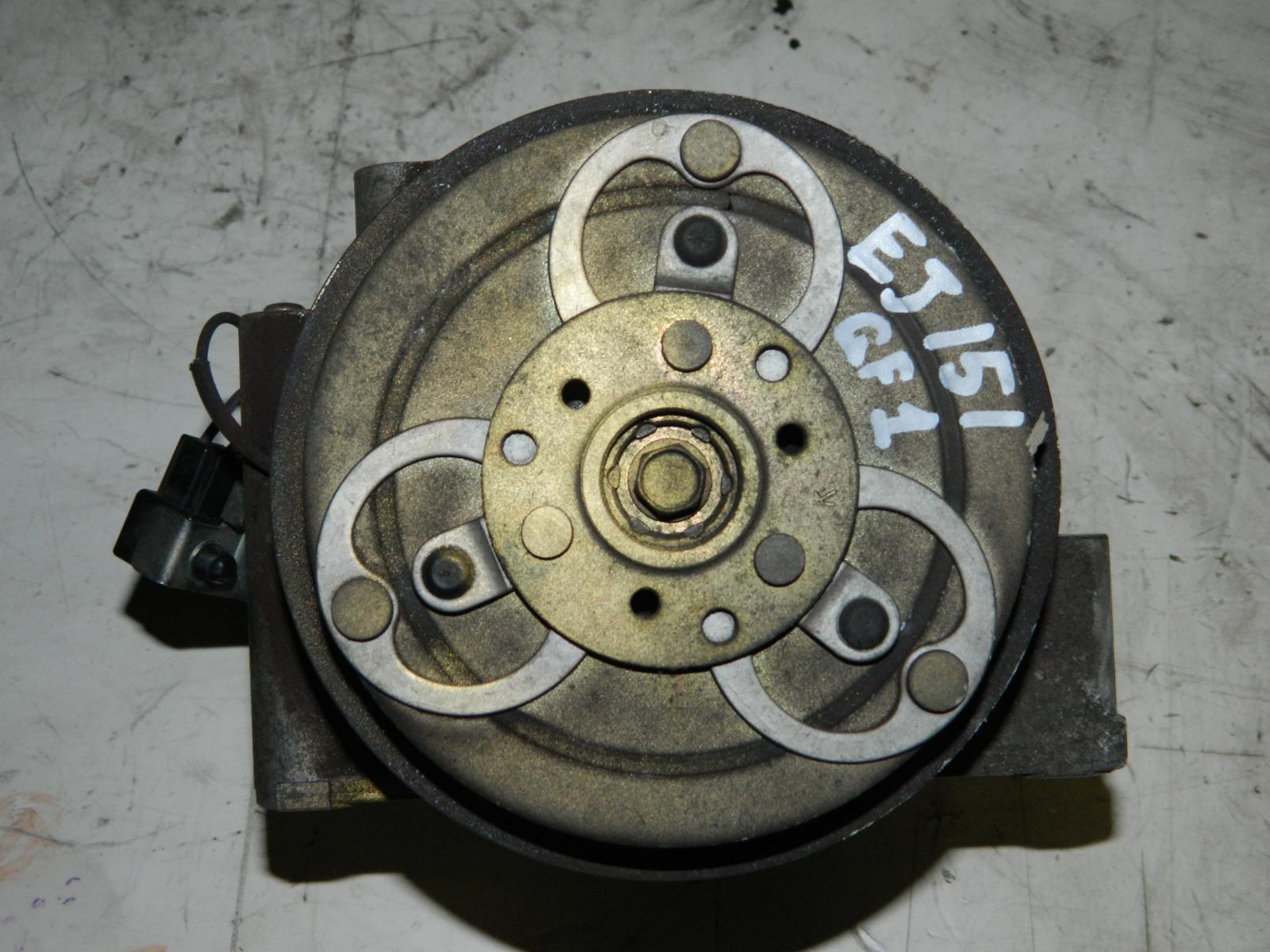 Компрессор кондиционера Subaru Impreza GF1 EJ151 (б/у)
