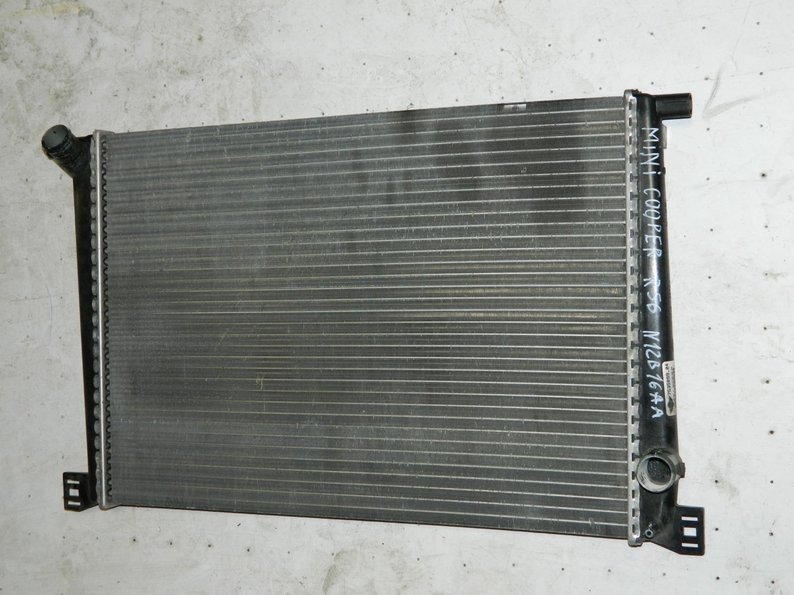 Радиатор двс Mini Cooper R56 N12B16AA (б/у)