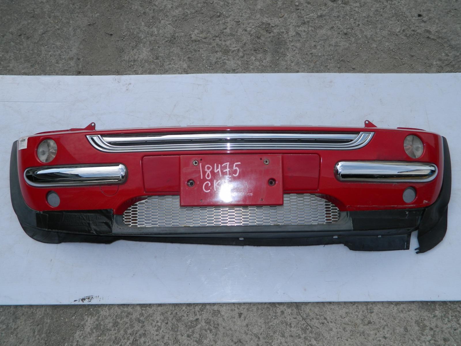 Бампер Mini Cooper R50 передний (б/у)