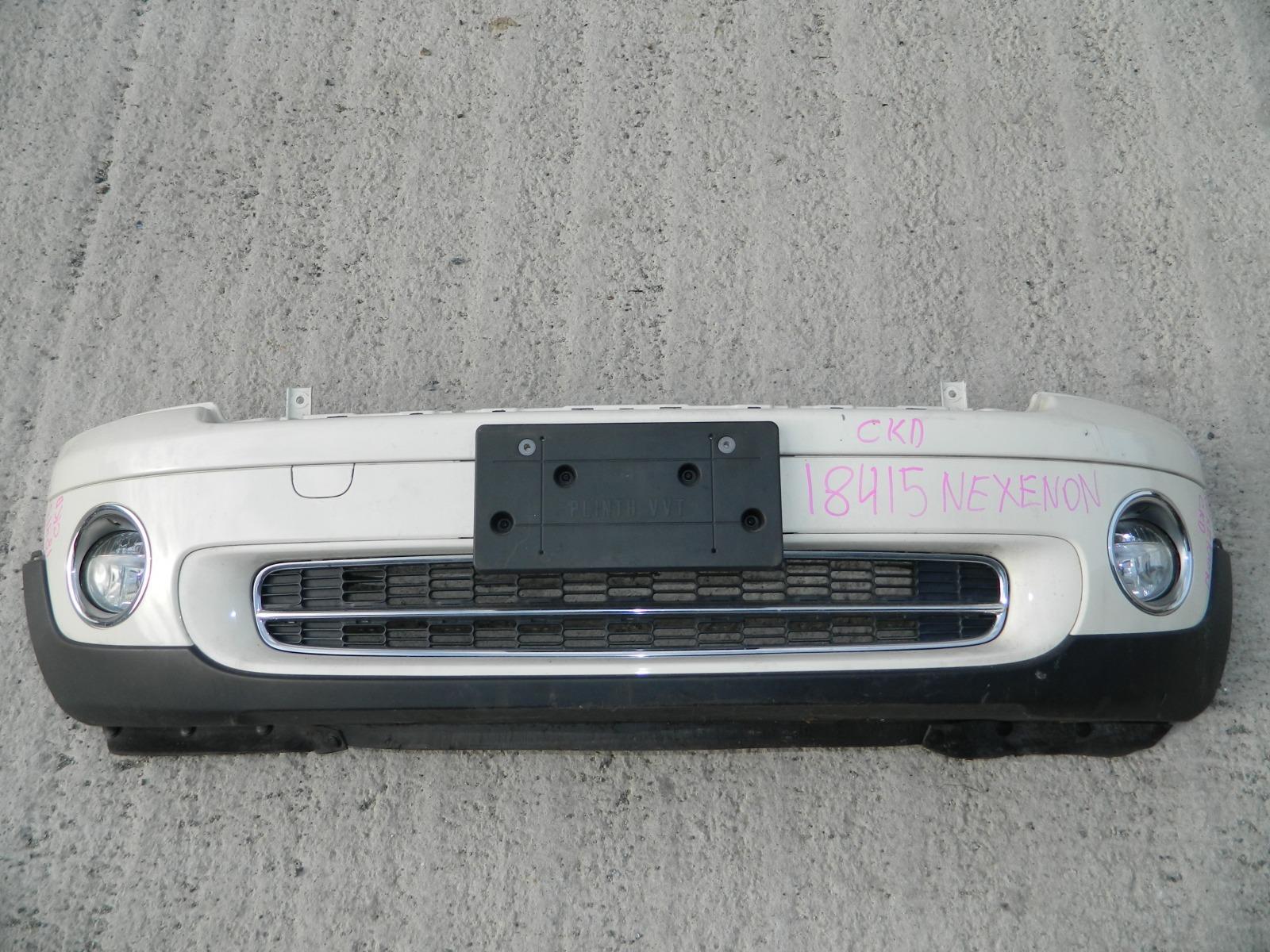 Бампер Mini Cooper R56 2009 передний (б/у)