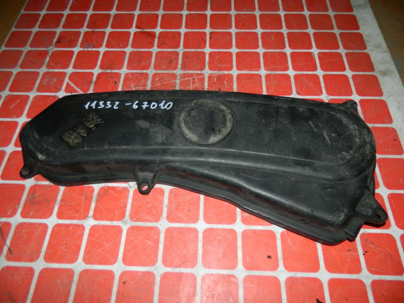 Крышка грм Toyota Land Cruiser Prado KZJ120 1KZTE (б/у)