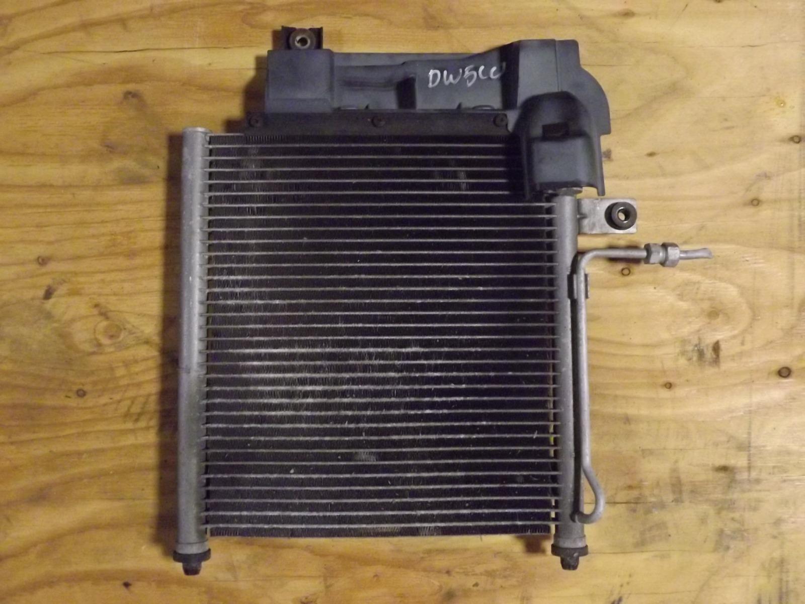 Радиатор кондиционера Mazda Demio DW5W (б/у)