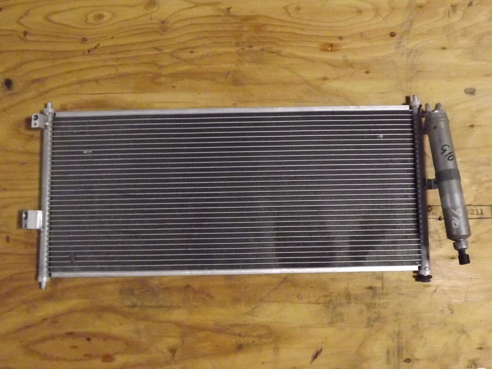 Радиатор кондиционера Nissan Bluebird Sylphy G10 (б/у)