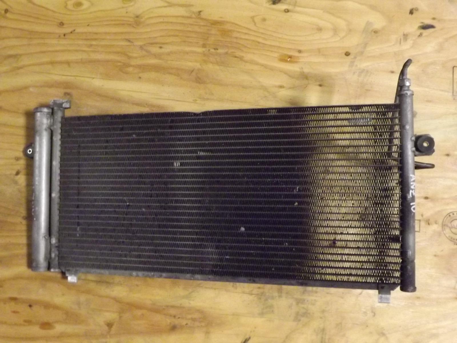 Радиатор кондиционера Nissan Cube ANZ10 (б/у)