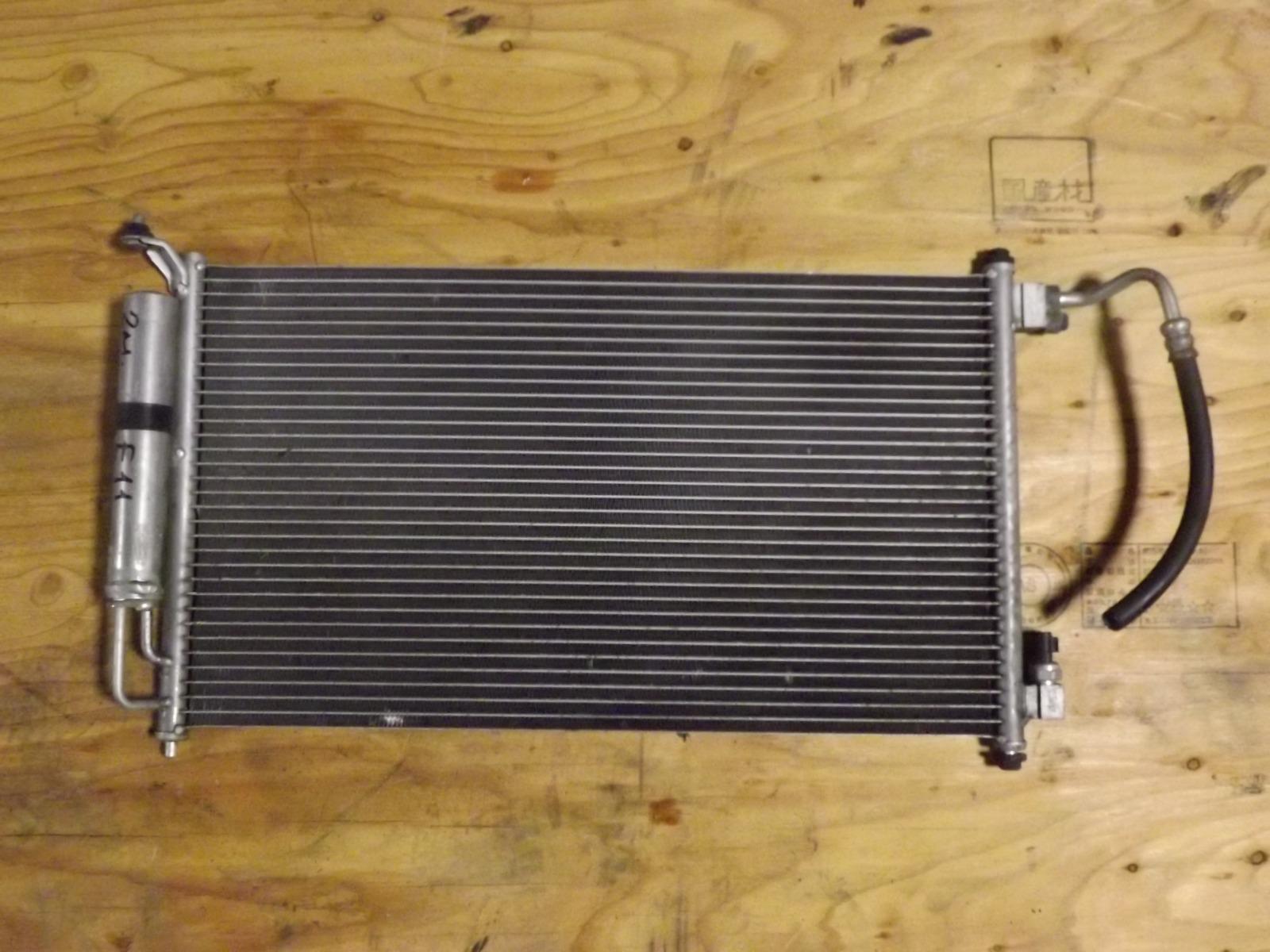 Радиатор кондиционера Nissan Note E11 (б/у)