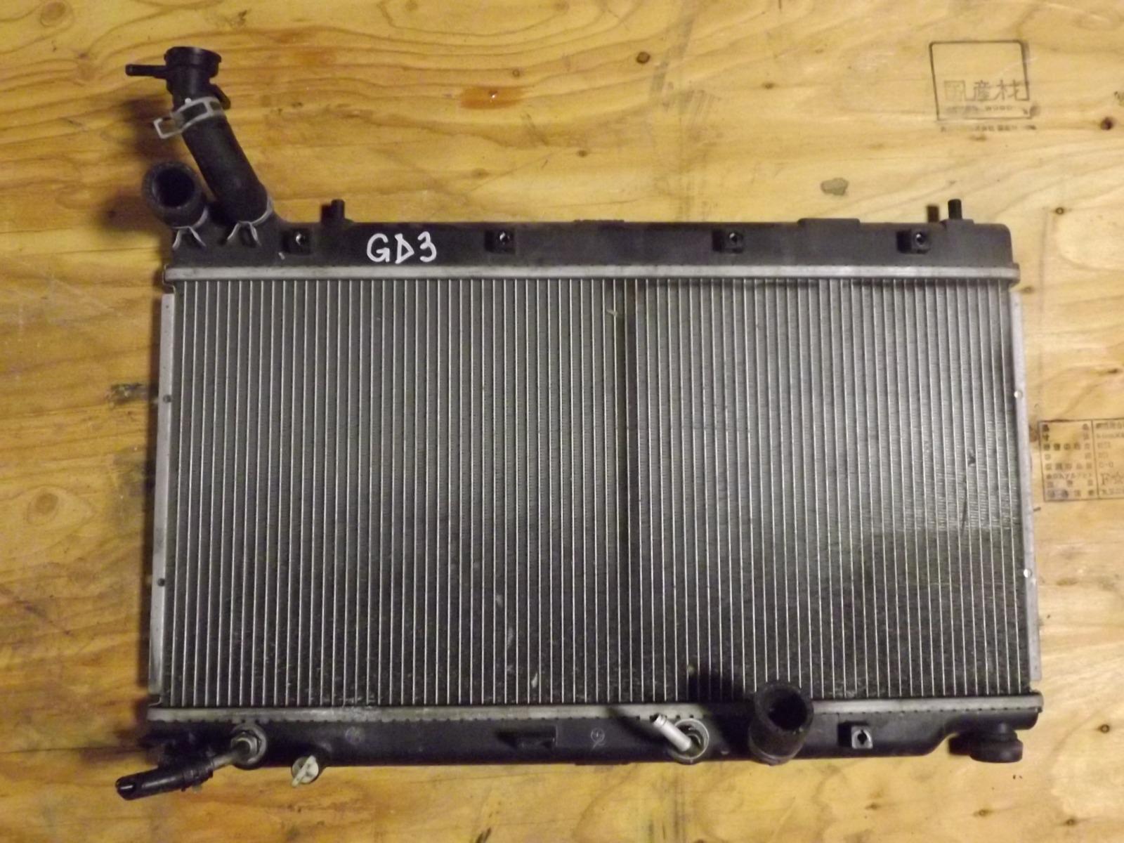 Радиатор двс Honda Fit GD3 (б/у)