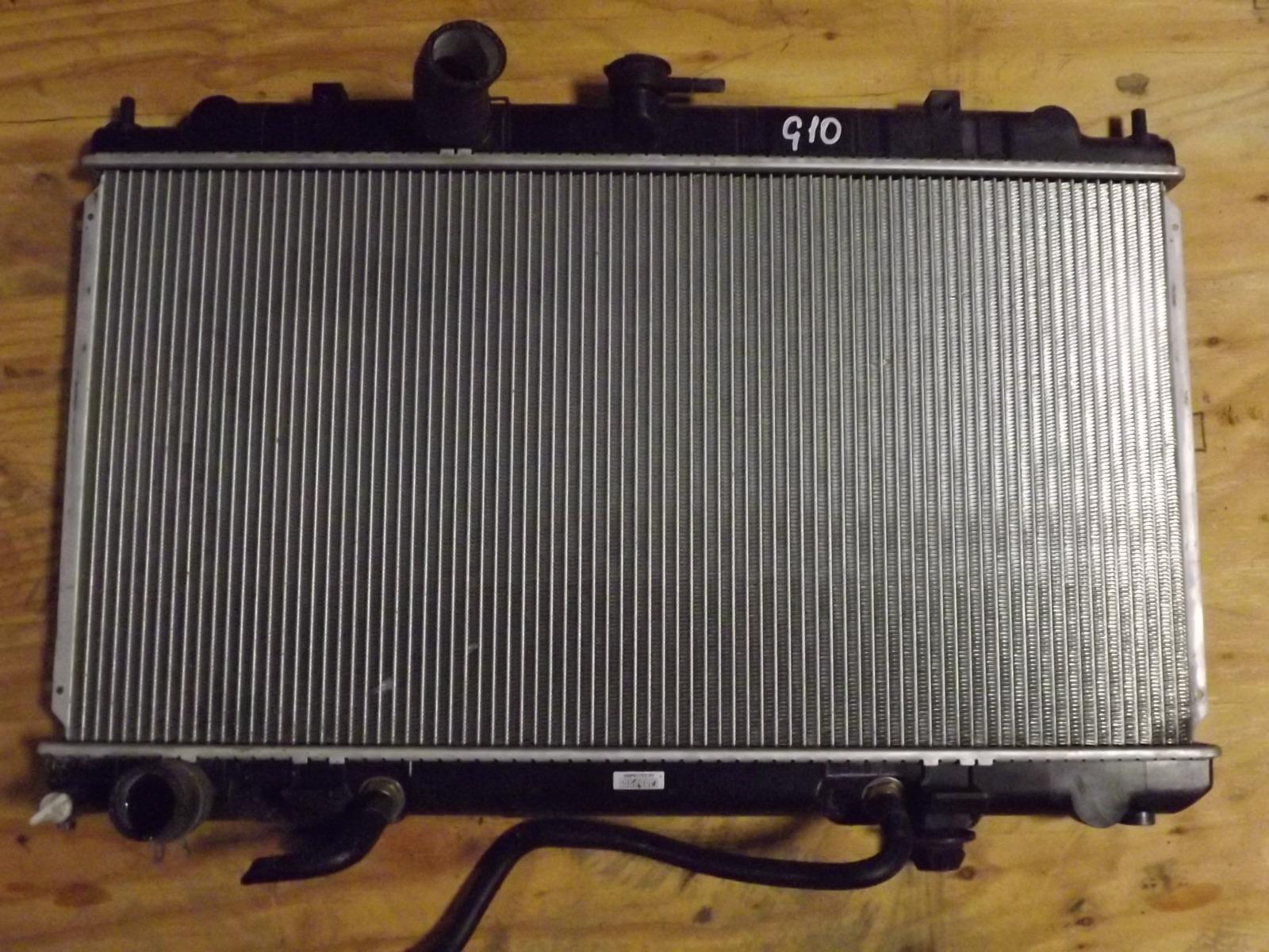 Радиатор двс Nissan Bluebird Sylphy G10 (б/у)
