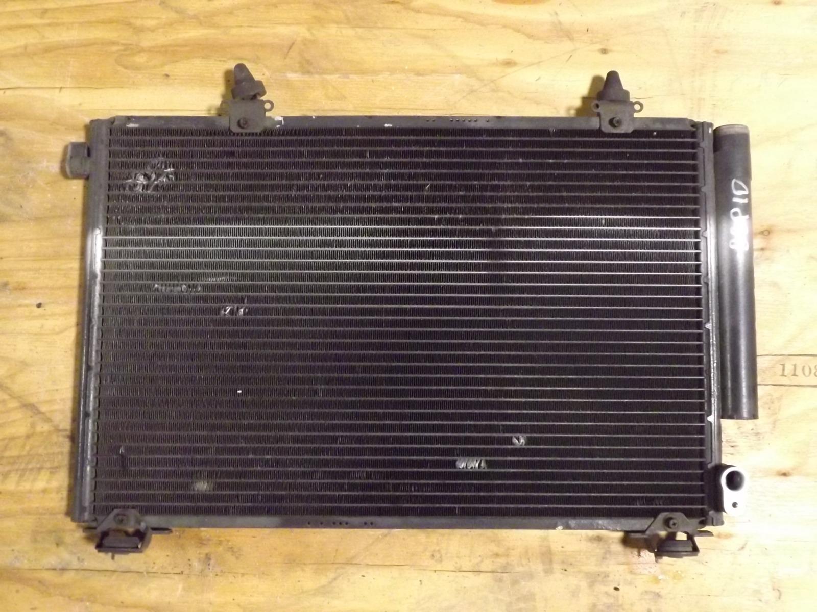 Радиатор кондиционера Toyota Vitz SCP10 (б/у)