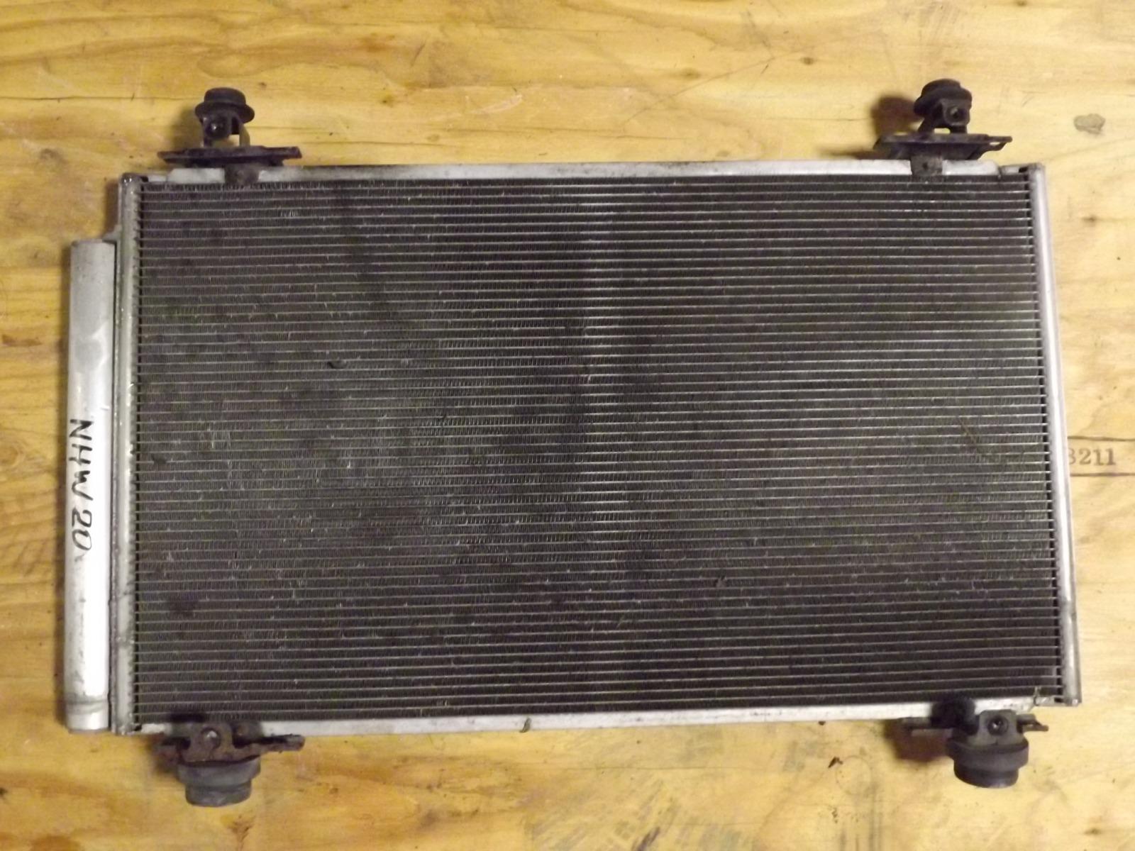 Радиатор кондиционера Toyota Prius NHW20 (б/у)