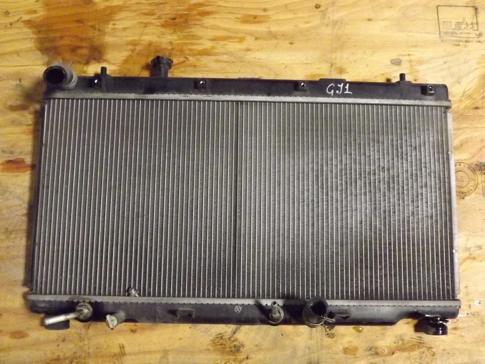 Радиатор двс Honda Airwave GJ1 (б/у)