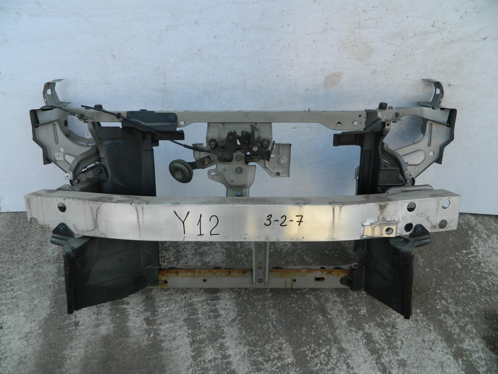 Рамка радиатора Nissan Wingroad Y12 (б/у)