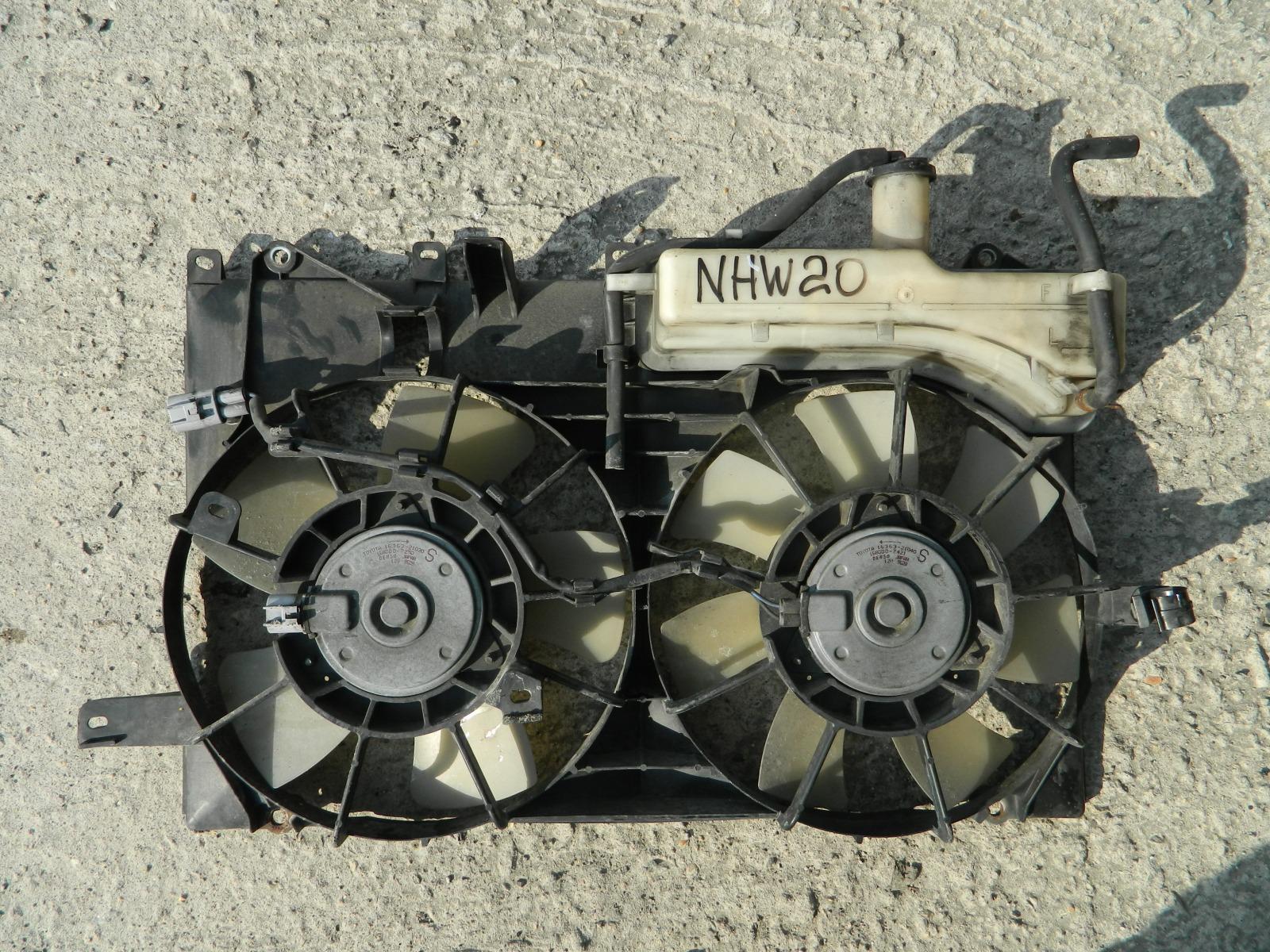 Диффузор радиатора Toyota Prius NHW20 (б/у)