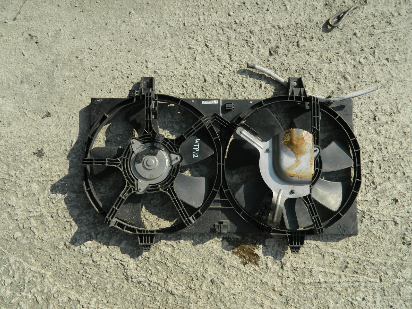Диффузор радиатора Nissan Primera WTP12 (б/у)