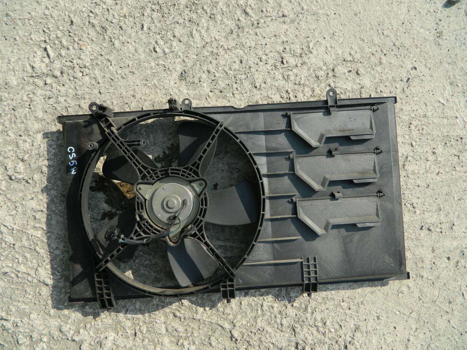 Диффузор радиатора Mitsubishi Lancer CS5W (б/у)
