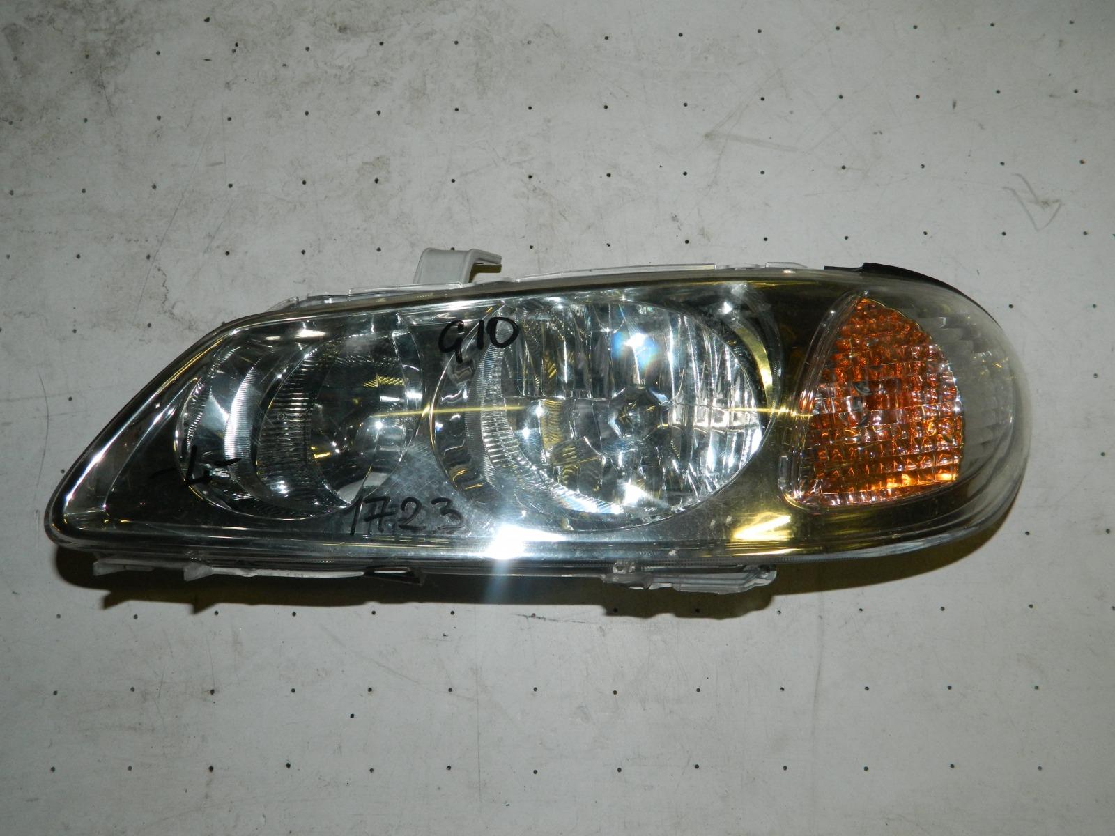 Фара Nissan Bluebird Sylphy G10 передняя левая (б/у)