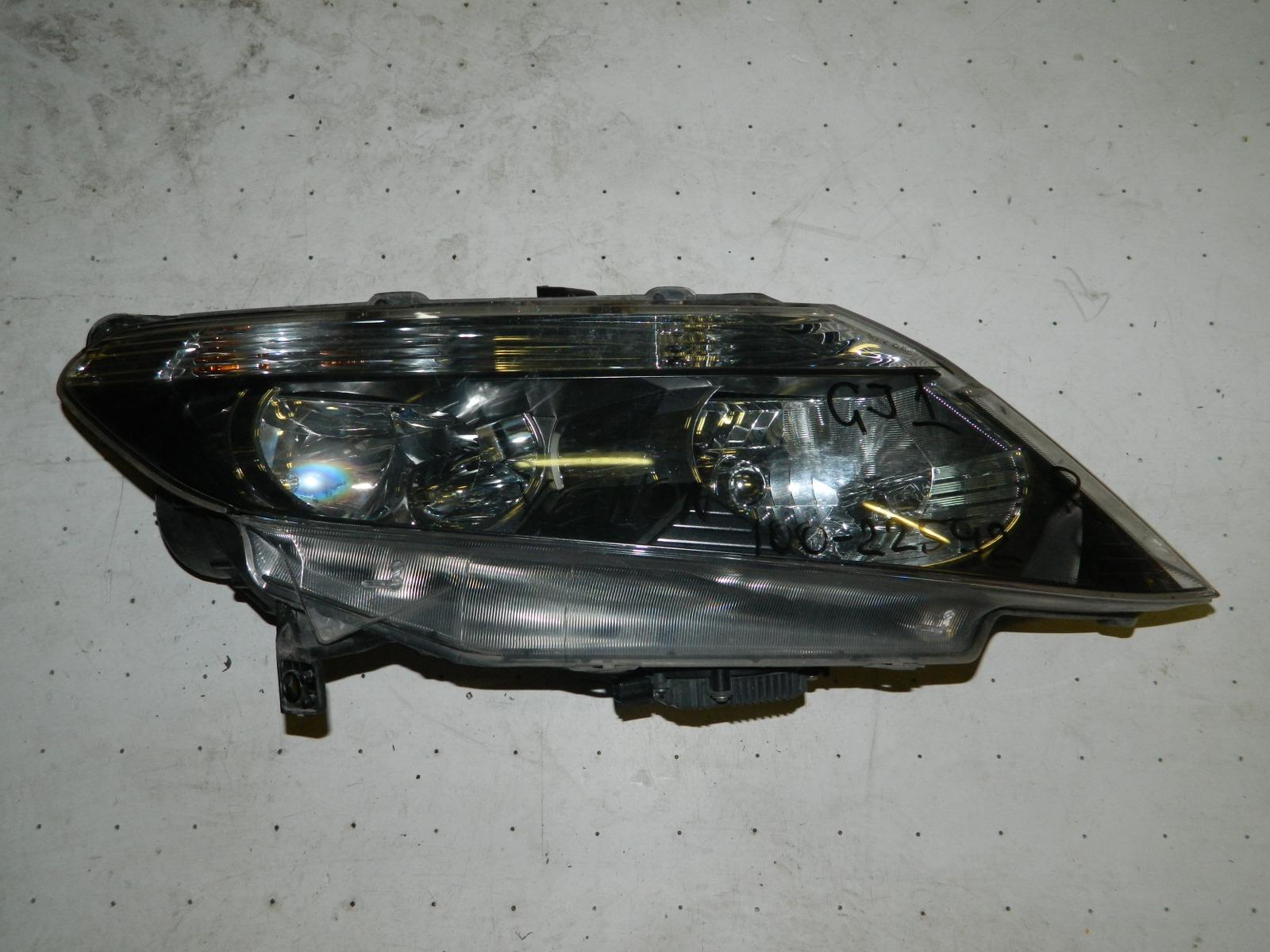 Фара Honda Airwave GJ1 передняя правая (б/у)