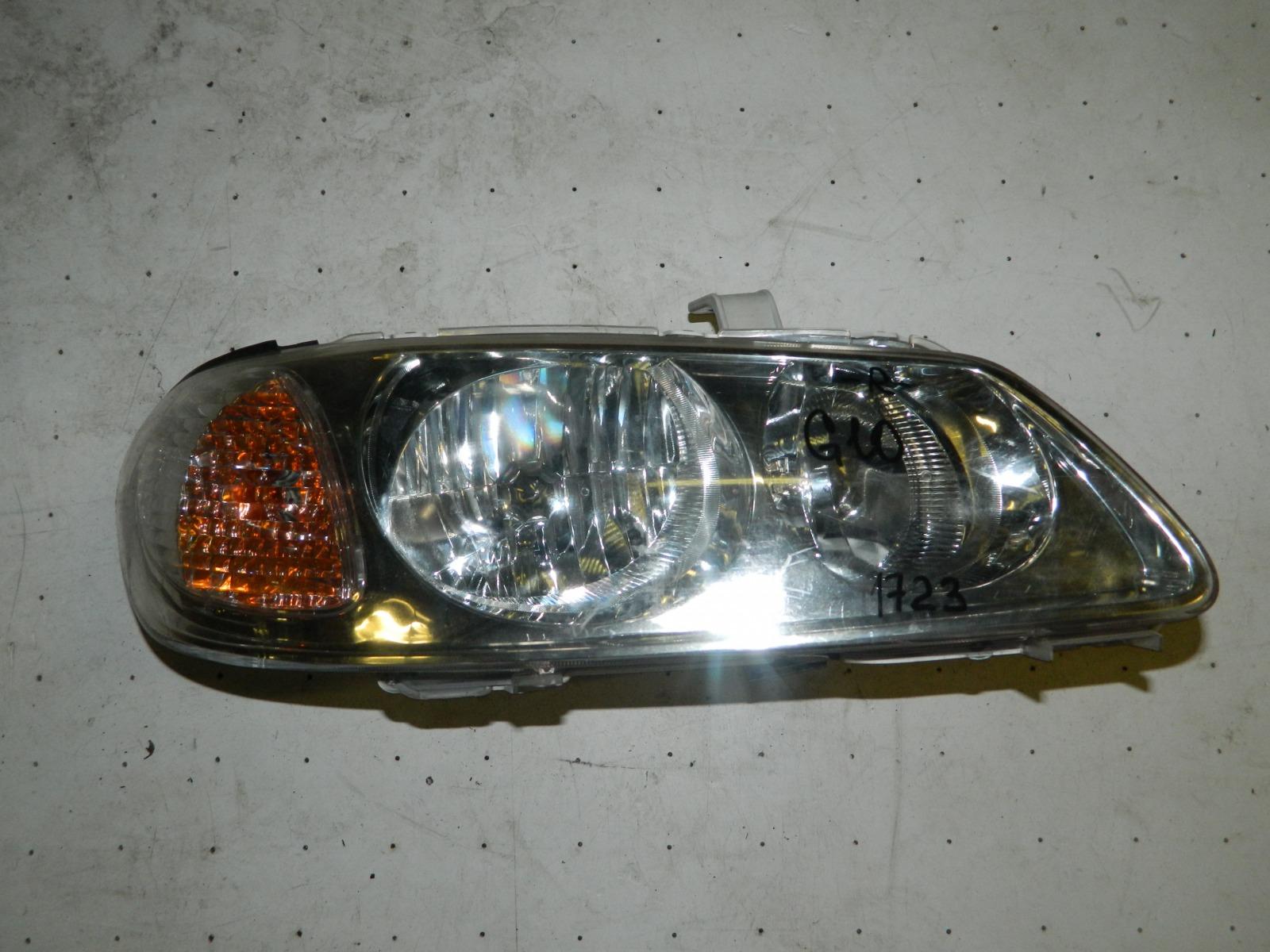Фара Nissan Bluebird Sylphy G10 передняя правая (б/у)