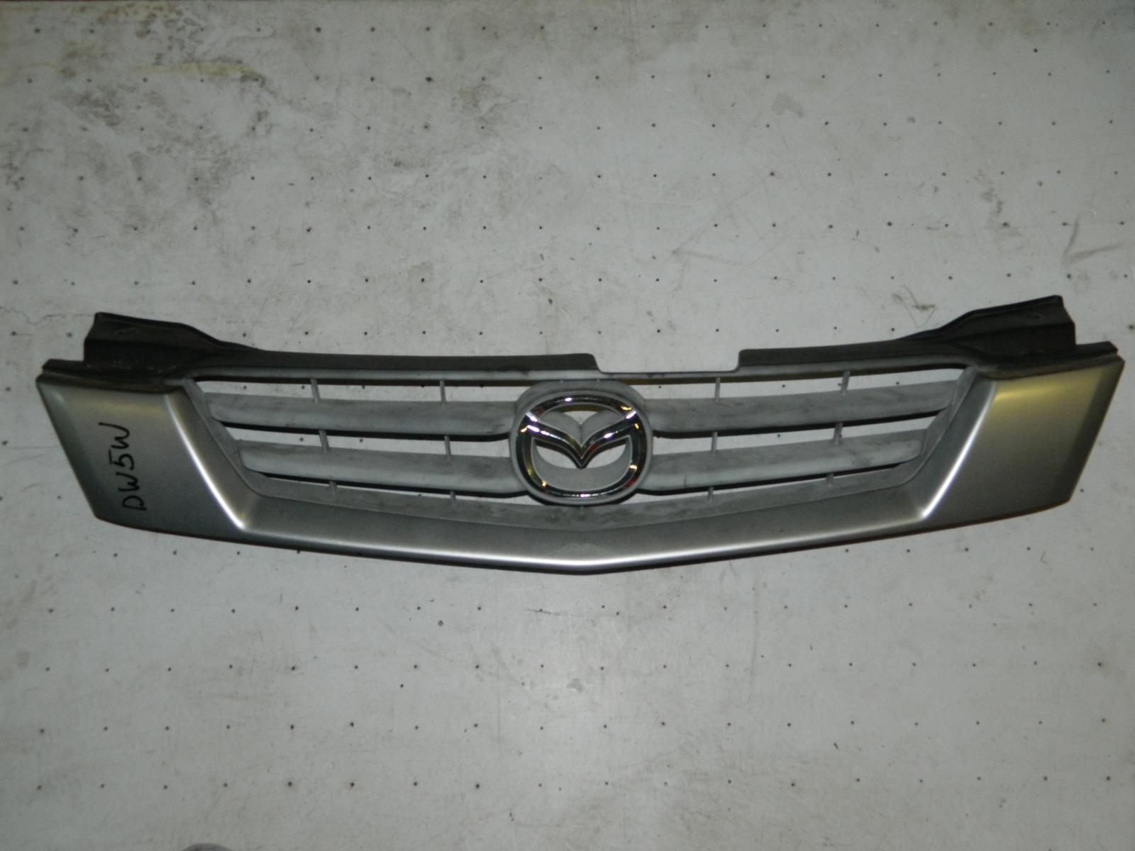 Решетка радиатора Mazda Demio DW5W (б/у)