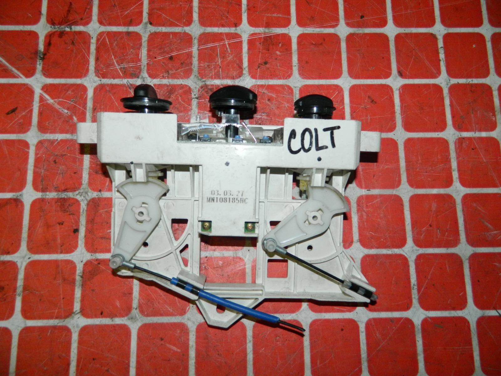 Блок управления климат-контролем Mitsubishi Colt Z25A (б/у)