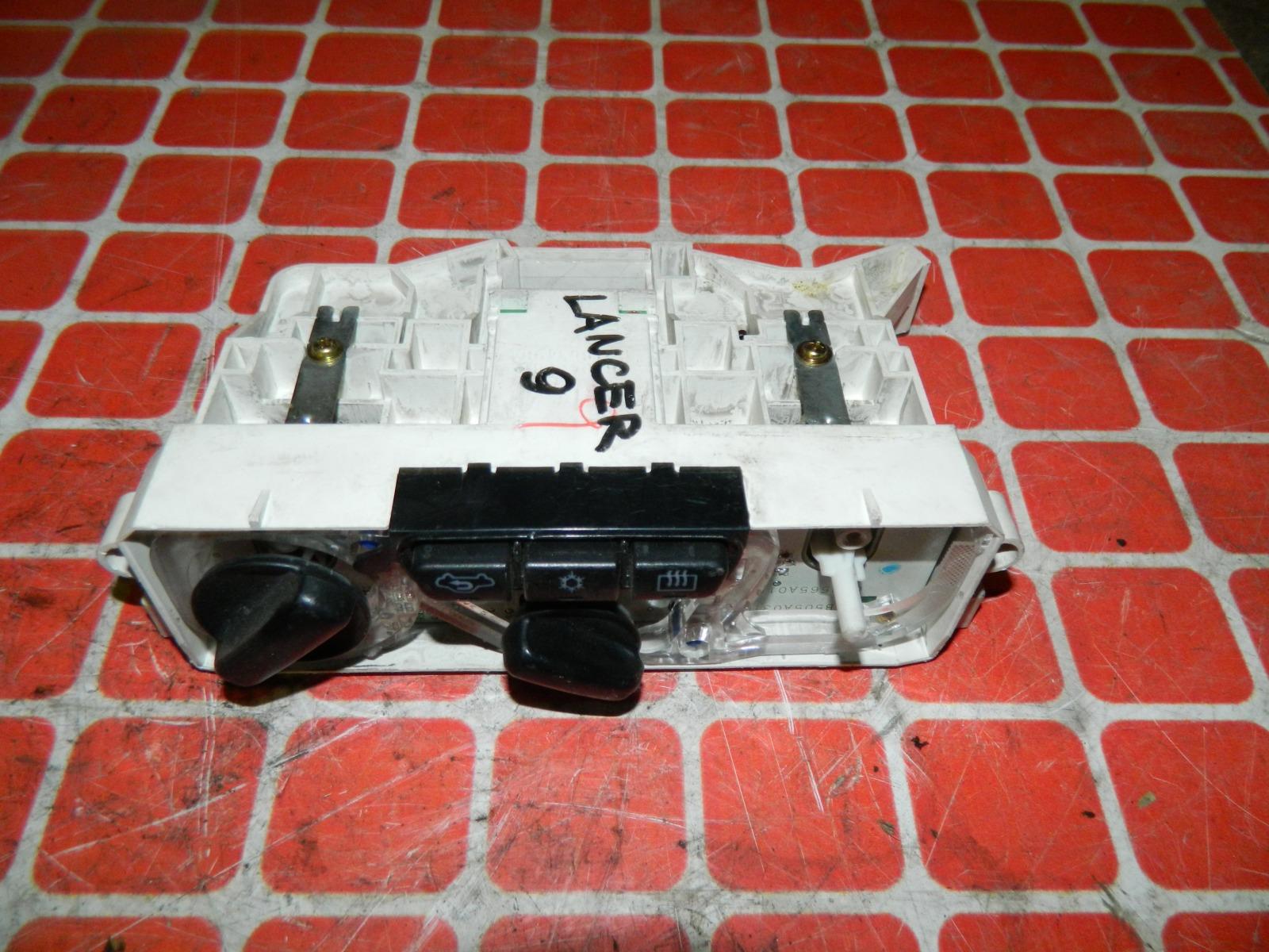 Блок управления климат-контролем Mitsubishi Lancer 9 CS (б/у)