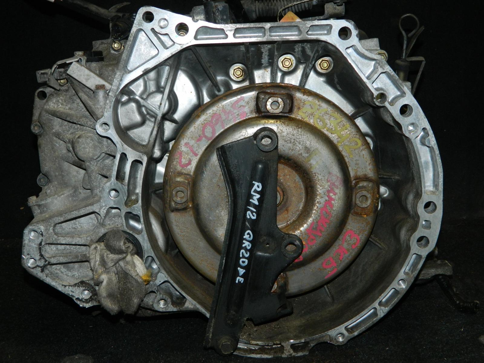 Акпп Nissan Liberty RM12 QR20DE 2002 (б/у)