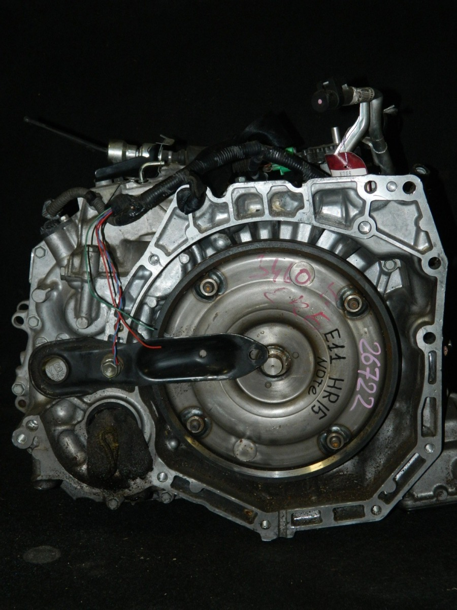 Акпп Nissan Note E11 HR15 2010 (б/у)