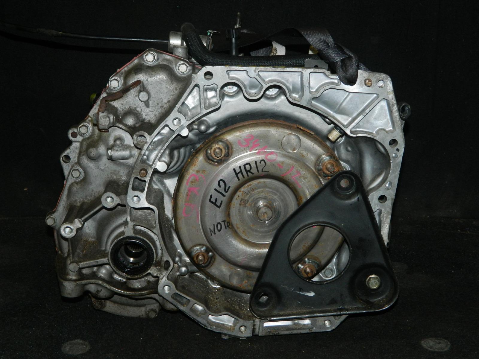 Акпп Nissan Note. Juke HR12 2012 (б/у)