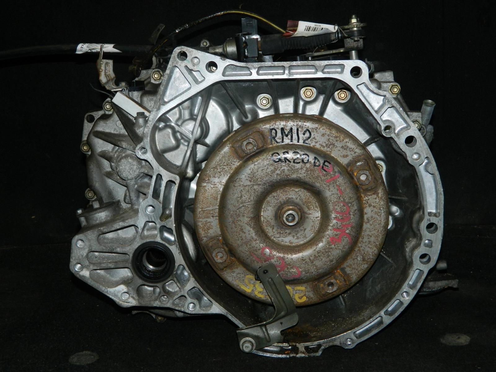 Акпп Nissan Liberty RM12 QR20DE (б/у)
