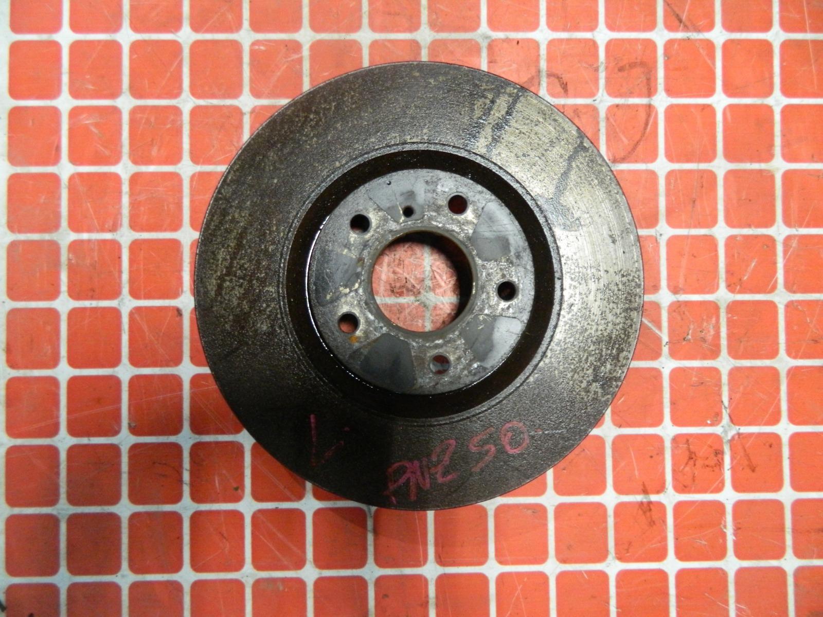 Тормозной диск Nissan Murano PNZ50 передний (б/у)