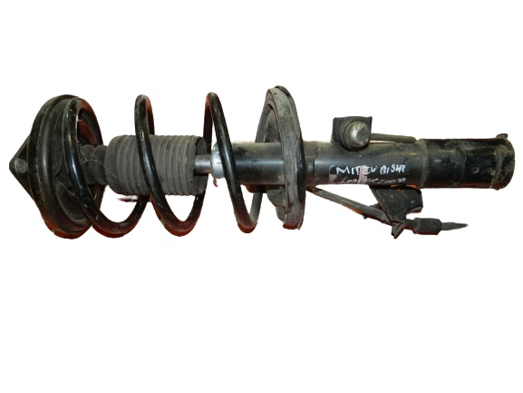 Стойка подвески Mitsubishi Lancer X передняя правая (б/у)