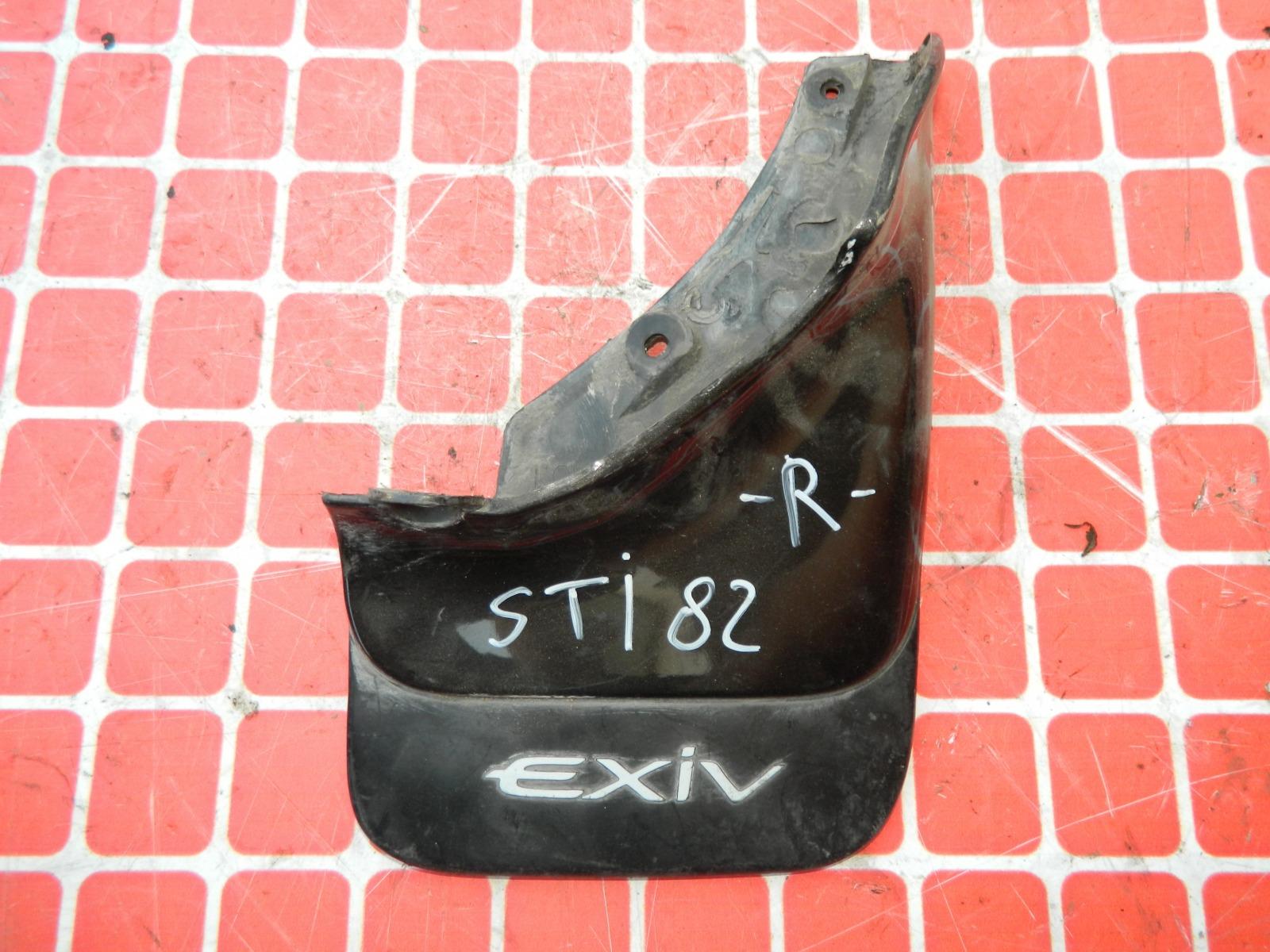 Брызговик Toyota Corona Exiv ST182 передний правый (б/у)