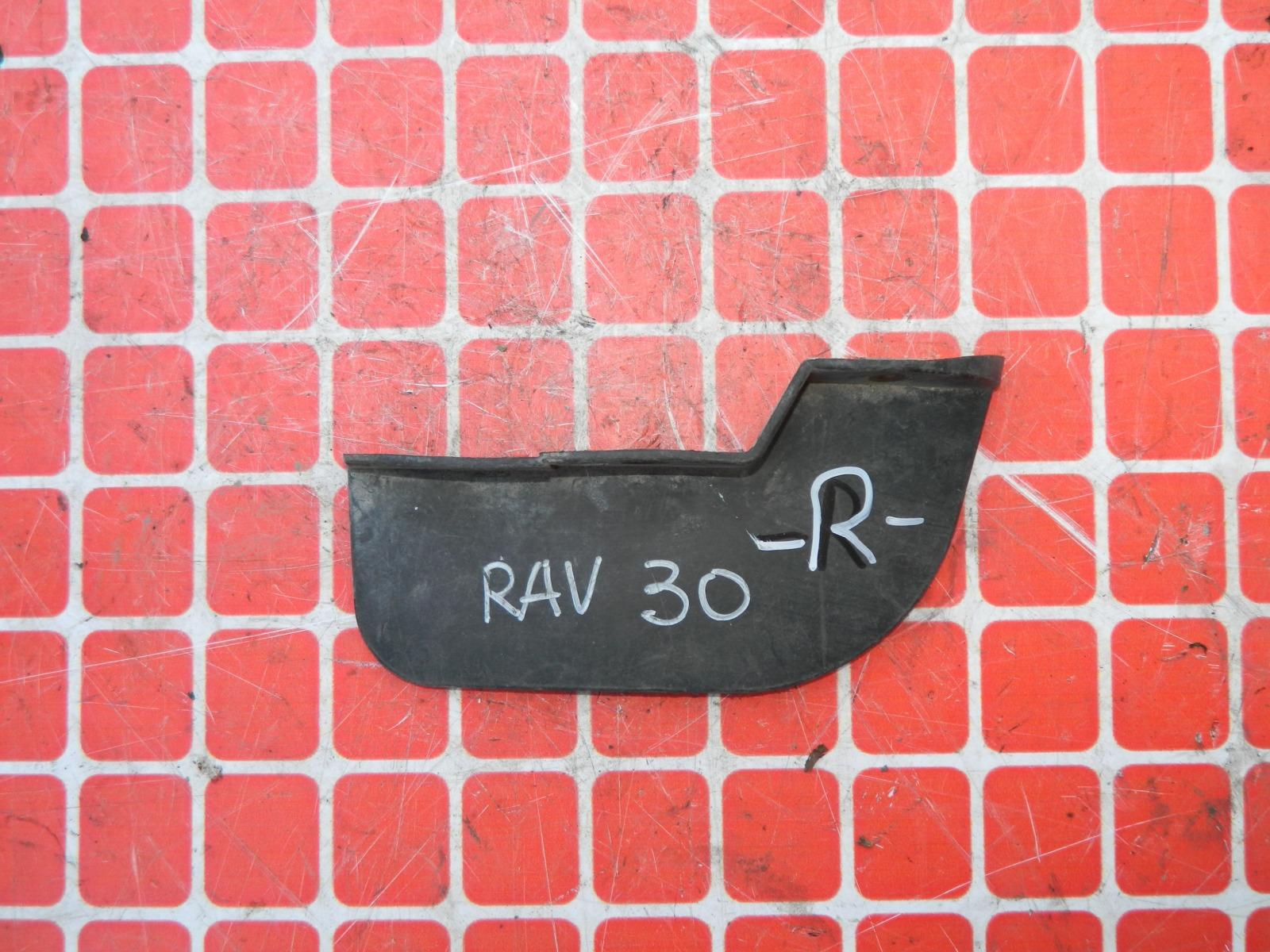 Брызговик Toyota Rav4 ACA30 задний правый (б/у)