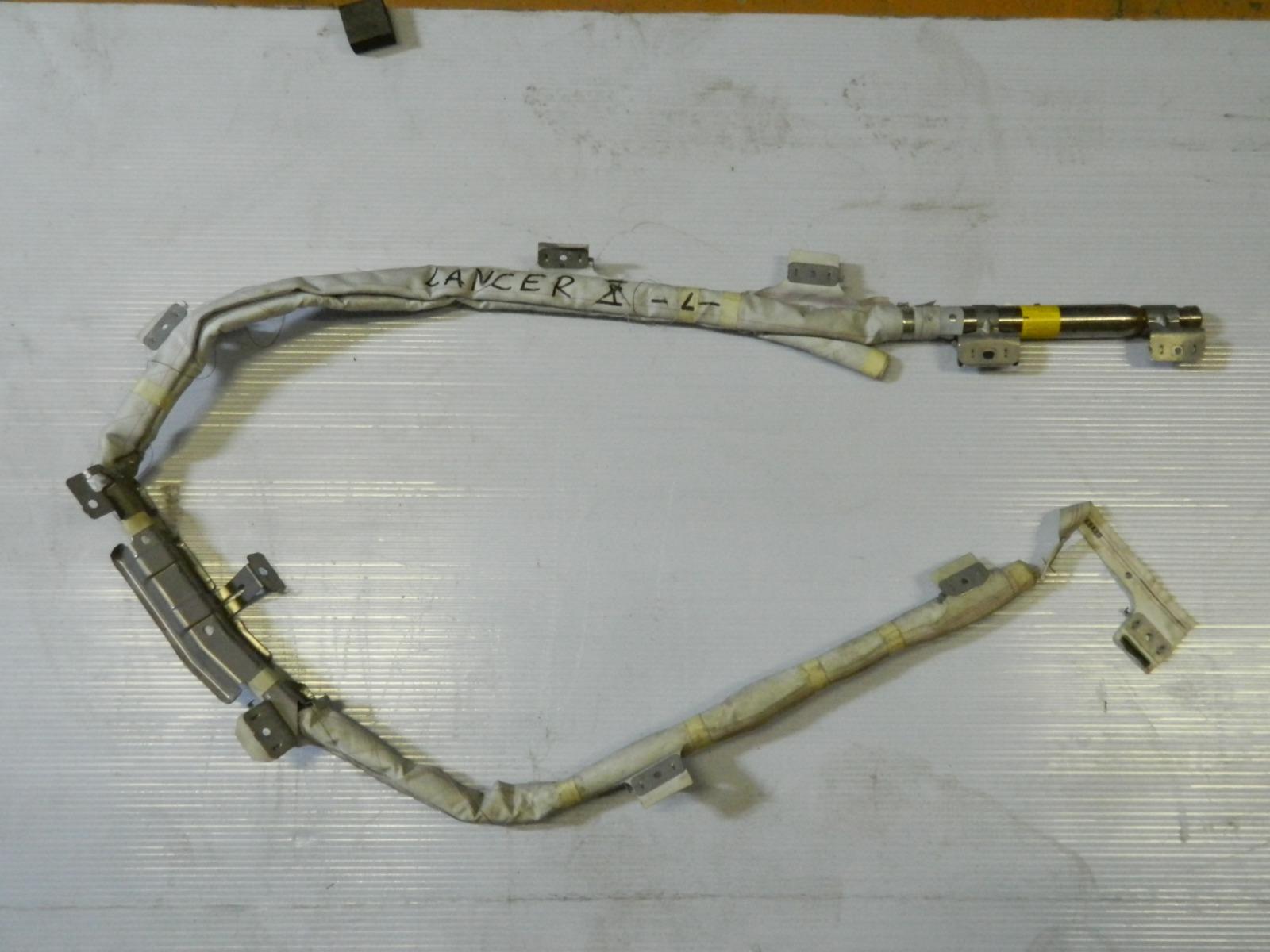 Подушка безопасности Mitsubishi Lancer X левая (б/у)