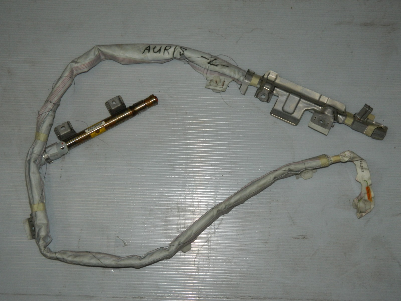 Подушка безопасности Toyota Auris E150 левая (б/у)