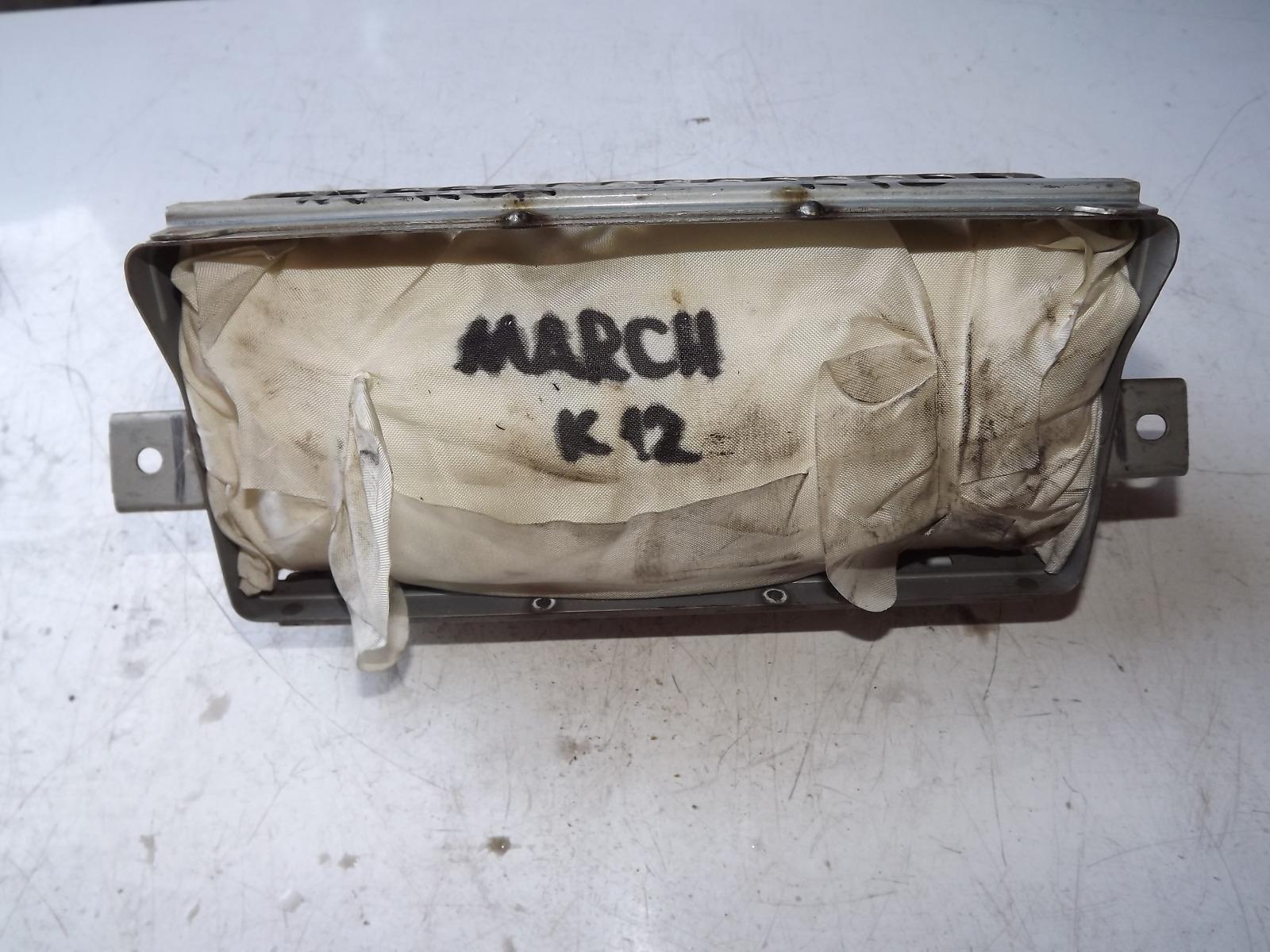 Подушка безопасности Nissan March AK12 (б/у)