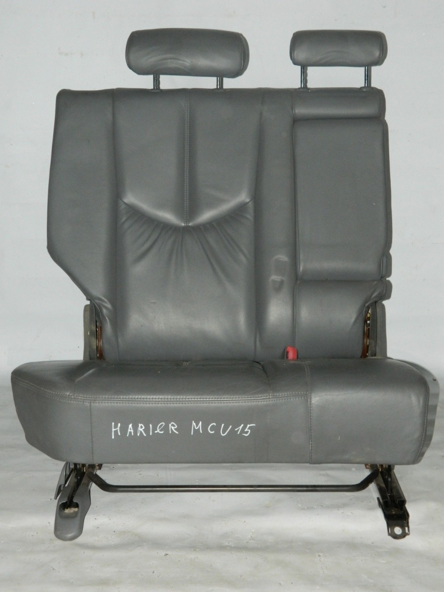 Сиденье Toyota Harrier MCU15 заднее (б/у)