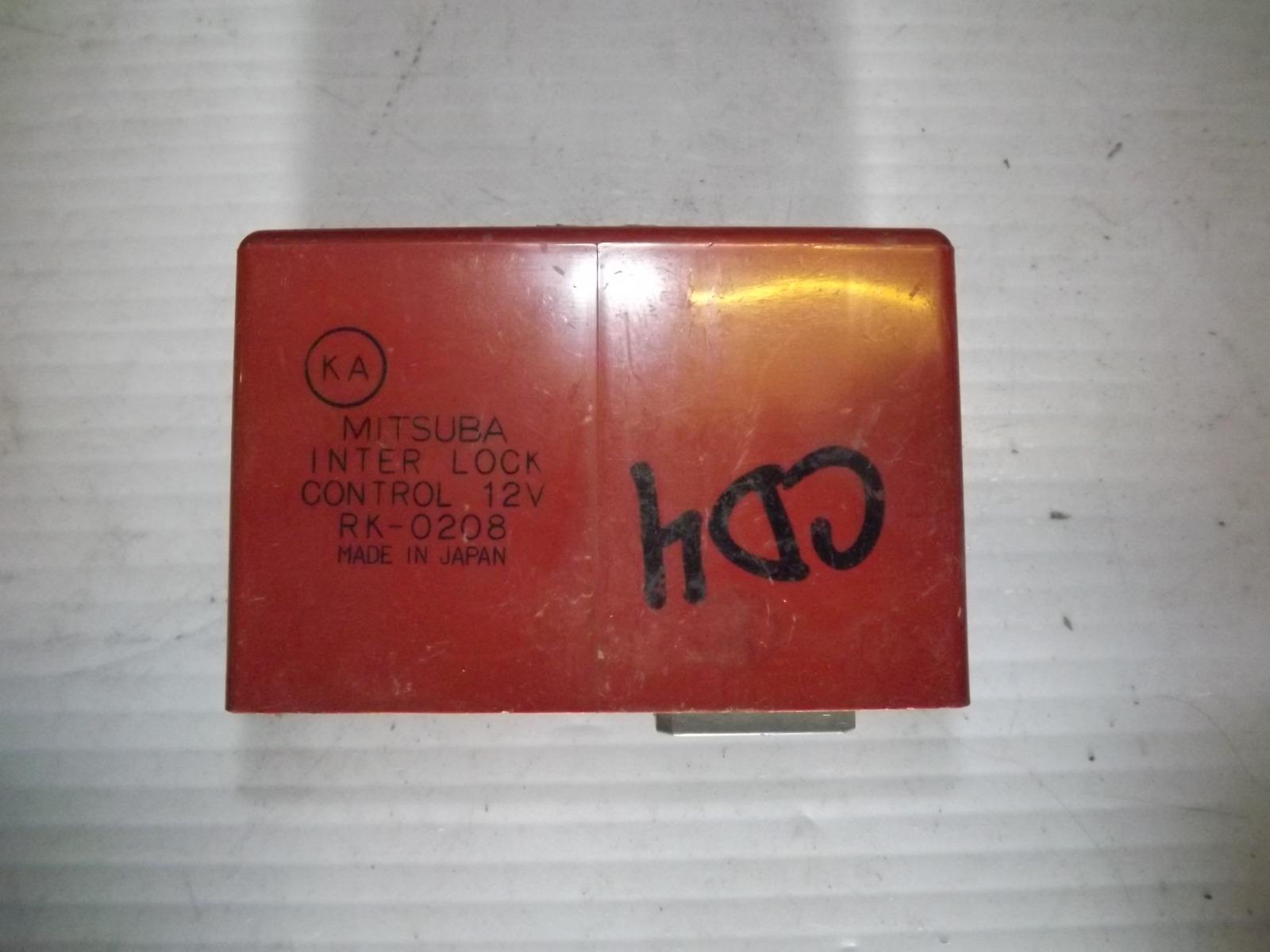 Блок управления дверьми Honda Accord CD4 (б/у)