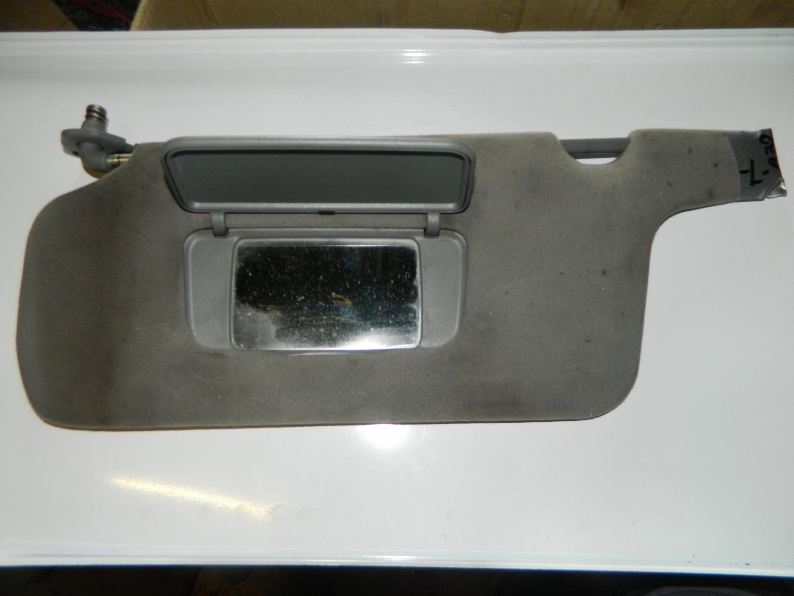 Козырек солнцезащитный Nissan Cefiro A32 левый (б/у)